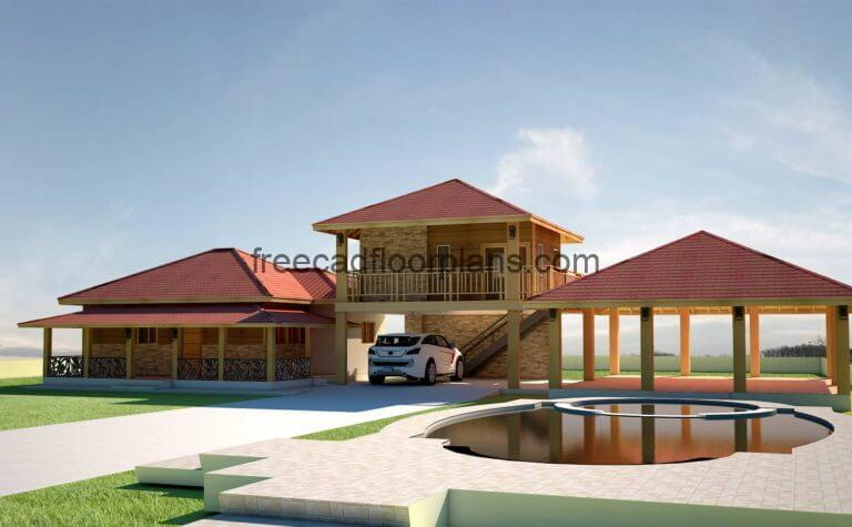 Country House with Swimming Pool, 2206201