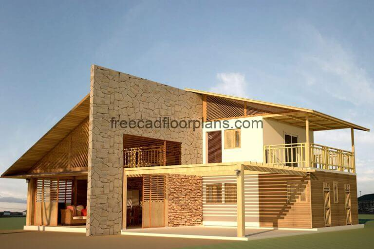 Country House With Loft, 0406201