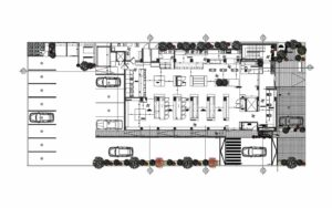 complete grocery store layout for free download